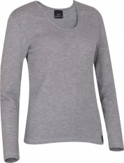 Women's long sleeve - Szary